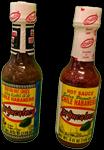 "Sauce piment ""Habanera"""