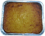 Gâteau au maïs