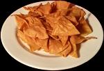 Totopos (Nachips au maïs)